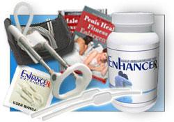 EnhanceRx Extender with Pills Package