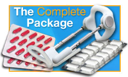 ZyGain Complete Extender Package